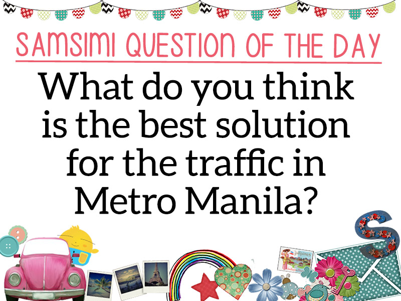 """the problem of traffic in metro manila essay The philippine traffic problem: how the new government plans to solve it carmudi ph 2016-08-19  describes metro manila traffic as """"the worst traffic on earth ."""