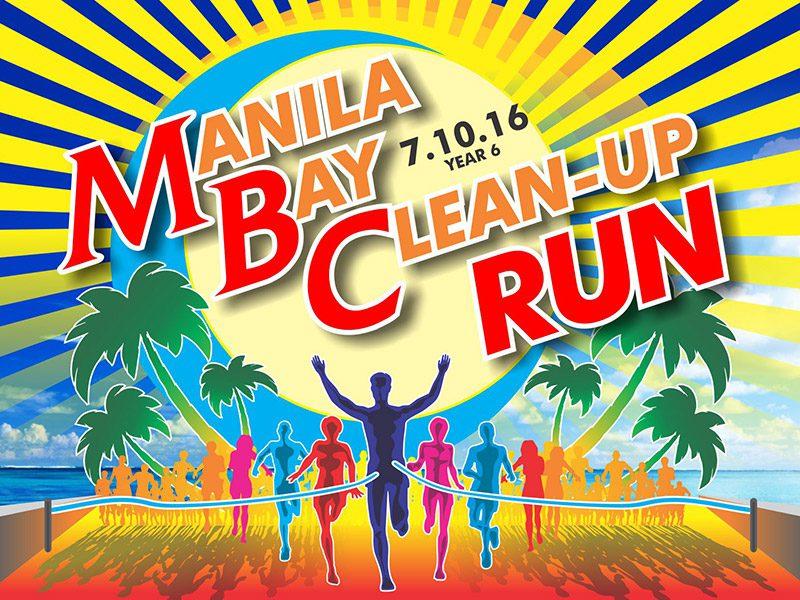 Manila Bay Clean Up Run 2016 96 3 Easy Rock