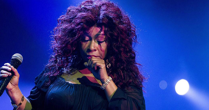 Chaka Khan enters rehab over prescription drugs
