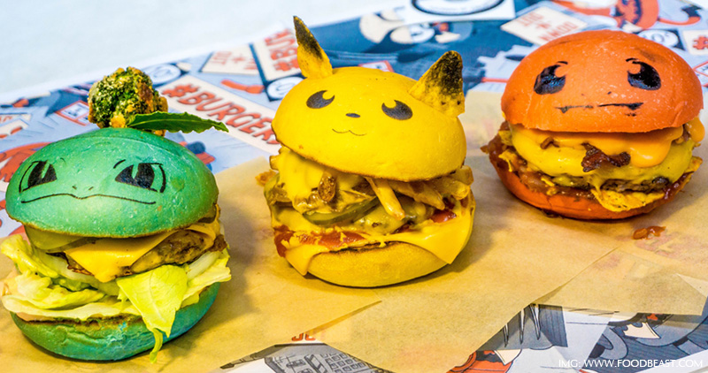 Pokemon food is the next food trend 96 3 easy rock for Pokemon cuisine