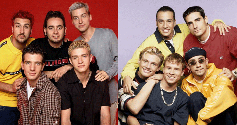 Nsync celebrity songs list