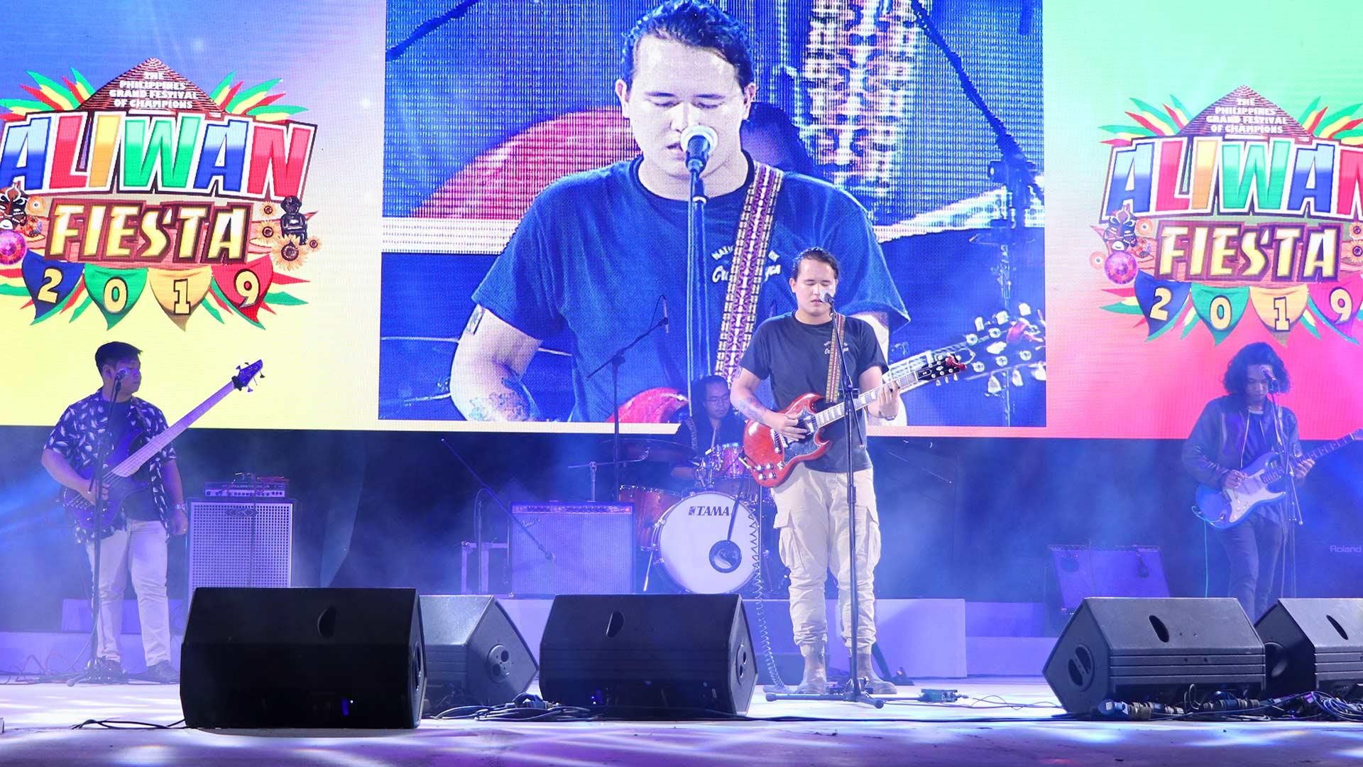 Ben and Ben, This Band, juan karlos rock Pasakalye of Aliwan