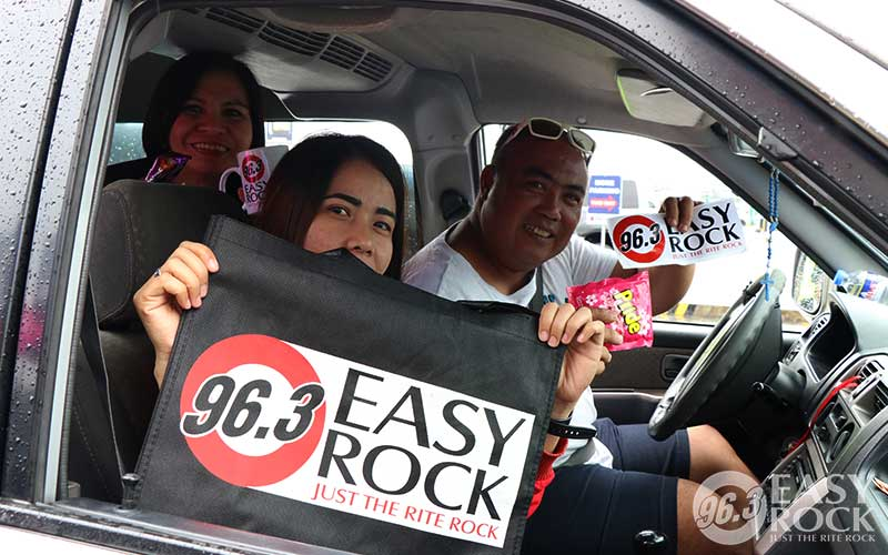 Easy Stick On at NLEX Marilao, Bulacan